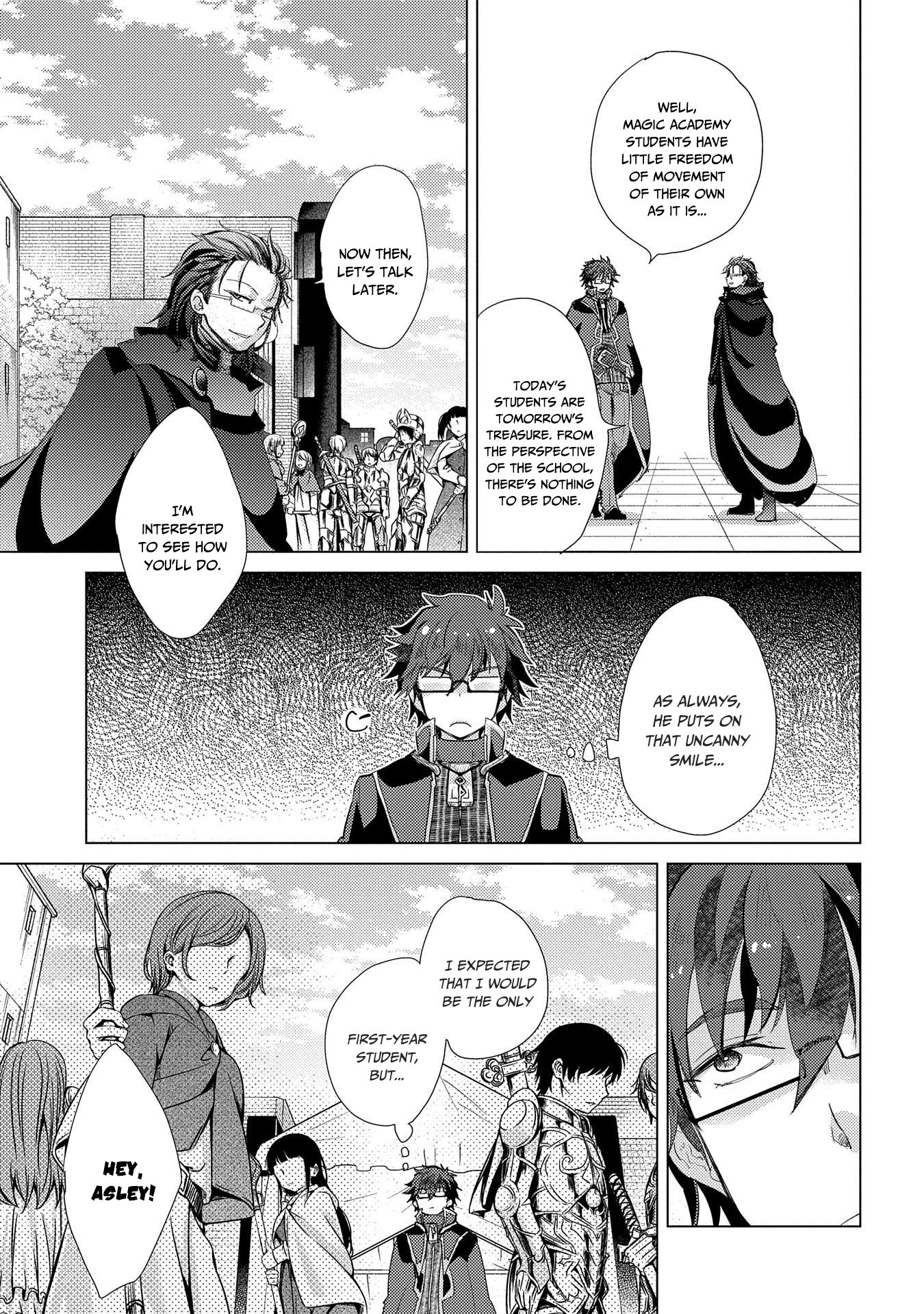 The Principle of a Philosopher by Eternal Fool Asley Chapter 28  Online Free Manga Read Image 4