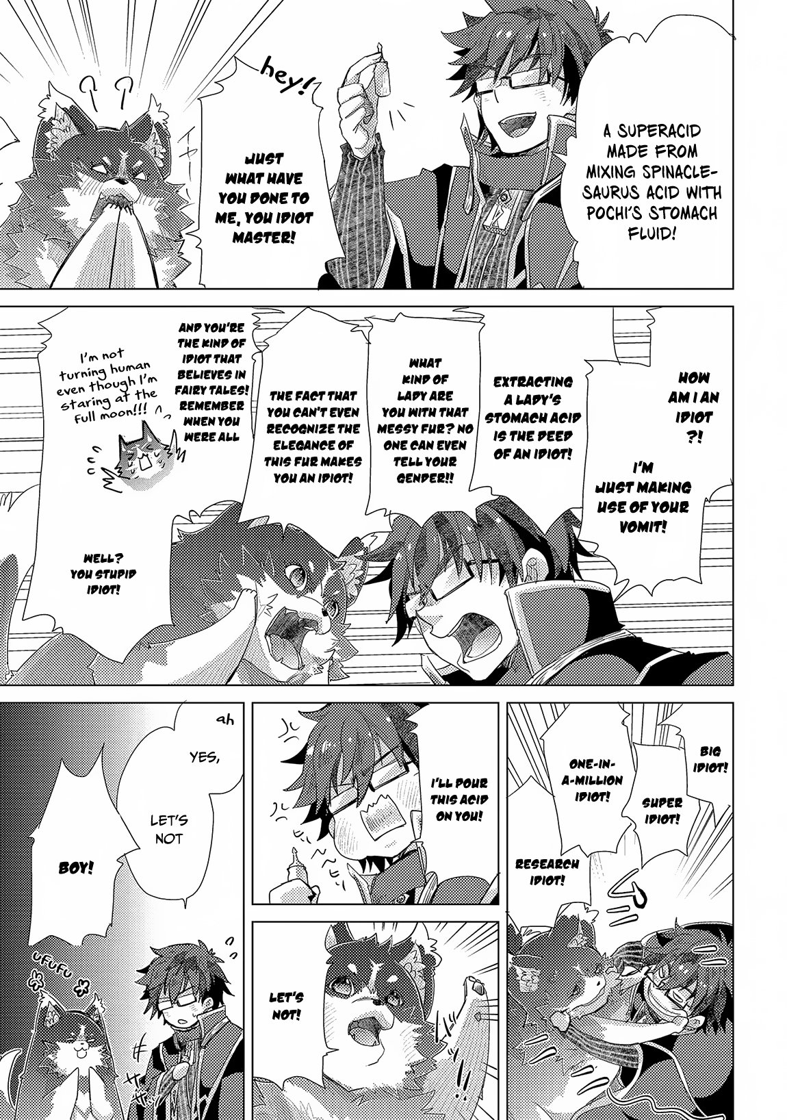 The Principle of a Philosopher by Eternal Fool Asley Chapter 29  Online Free Manga Read Image 32