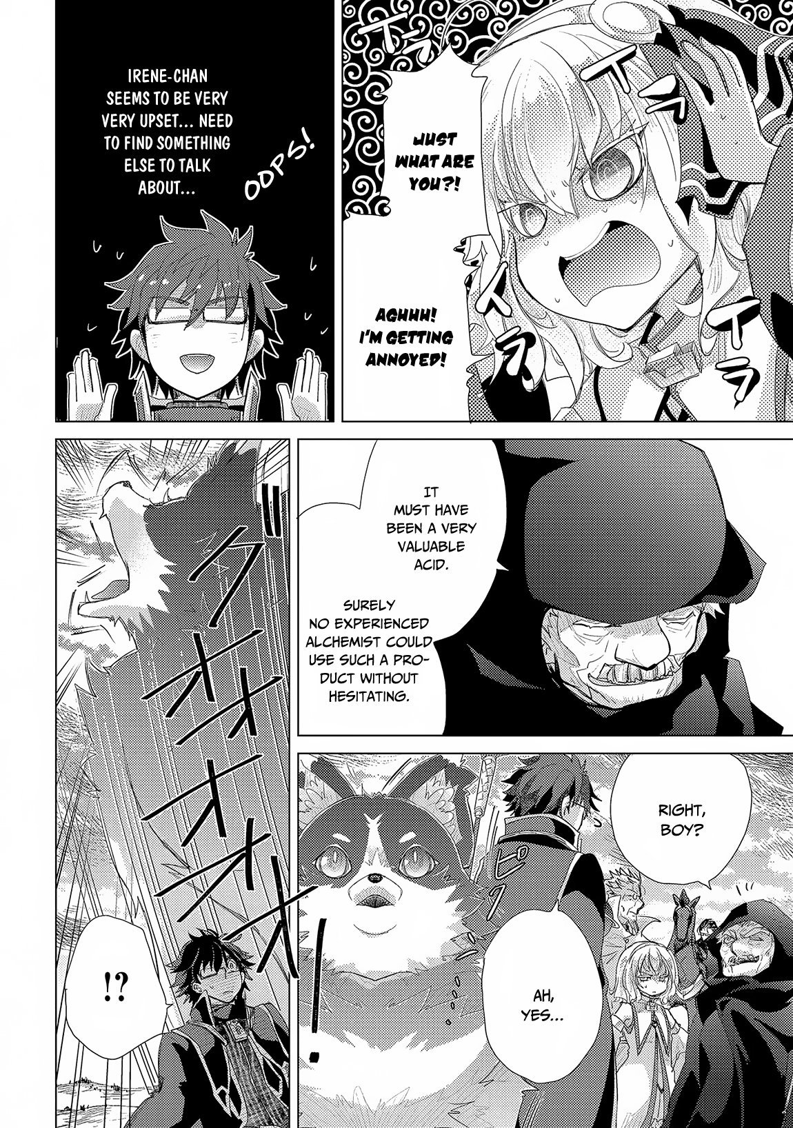 The Principle of a Philosopher by Eternal Fool Asley Chapter 29  Online Free Manga Read Image 38