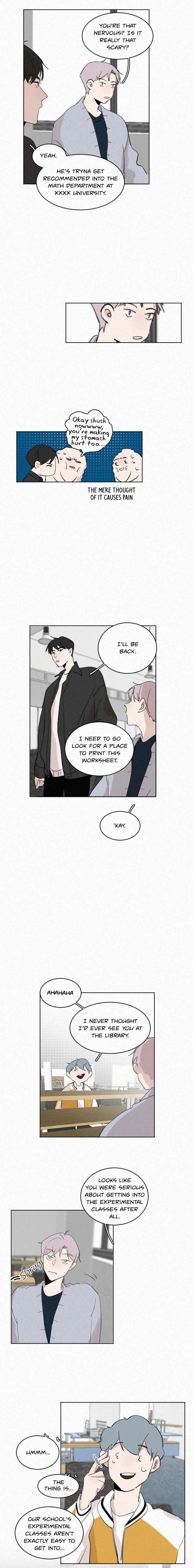 The Story About You x Me Chapter 54  Online Free Manga Read Image 4