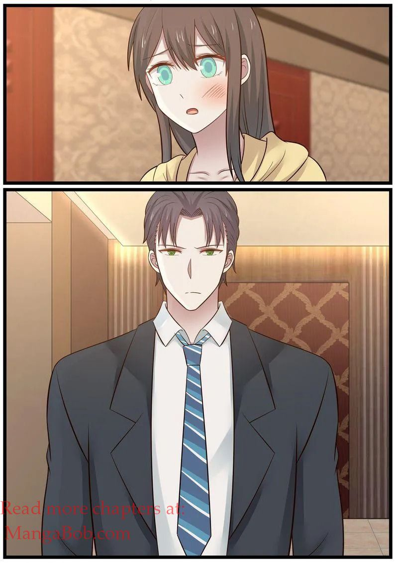 Tied to a CEO Bargained Cohabitation Chapter 27  Online Free Manga Read Image 8
