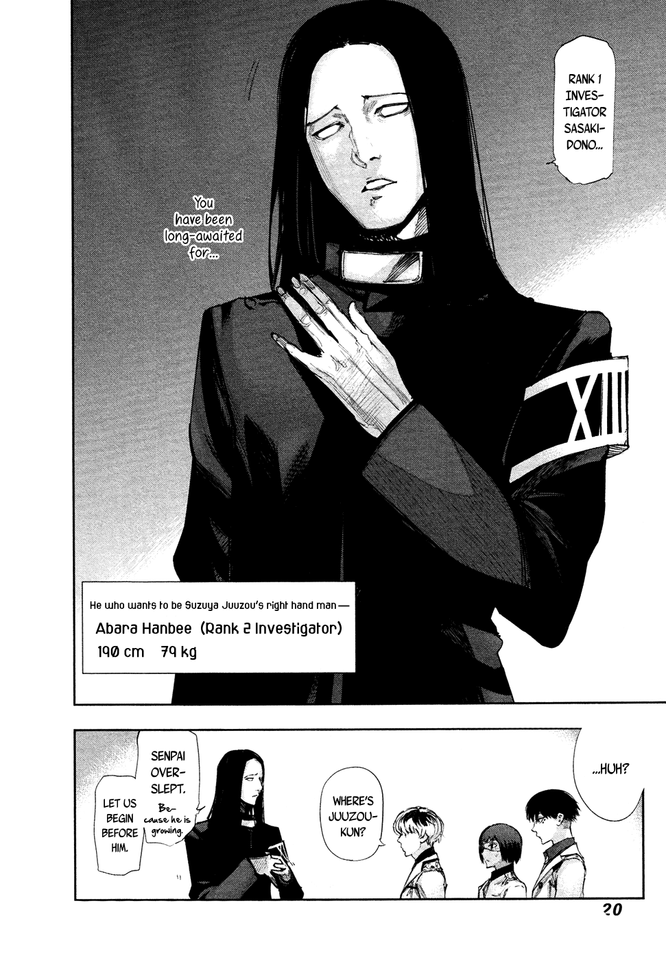 Tokyo Ghoulre Chapter 10  Online Free Manga Read Image 19