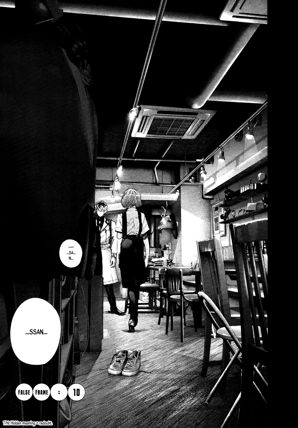 Tokyo Ghoulre Chapter 10  Online Free Manga Read Image 6