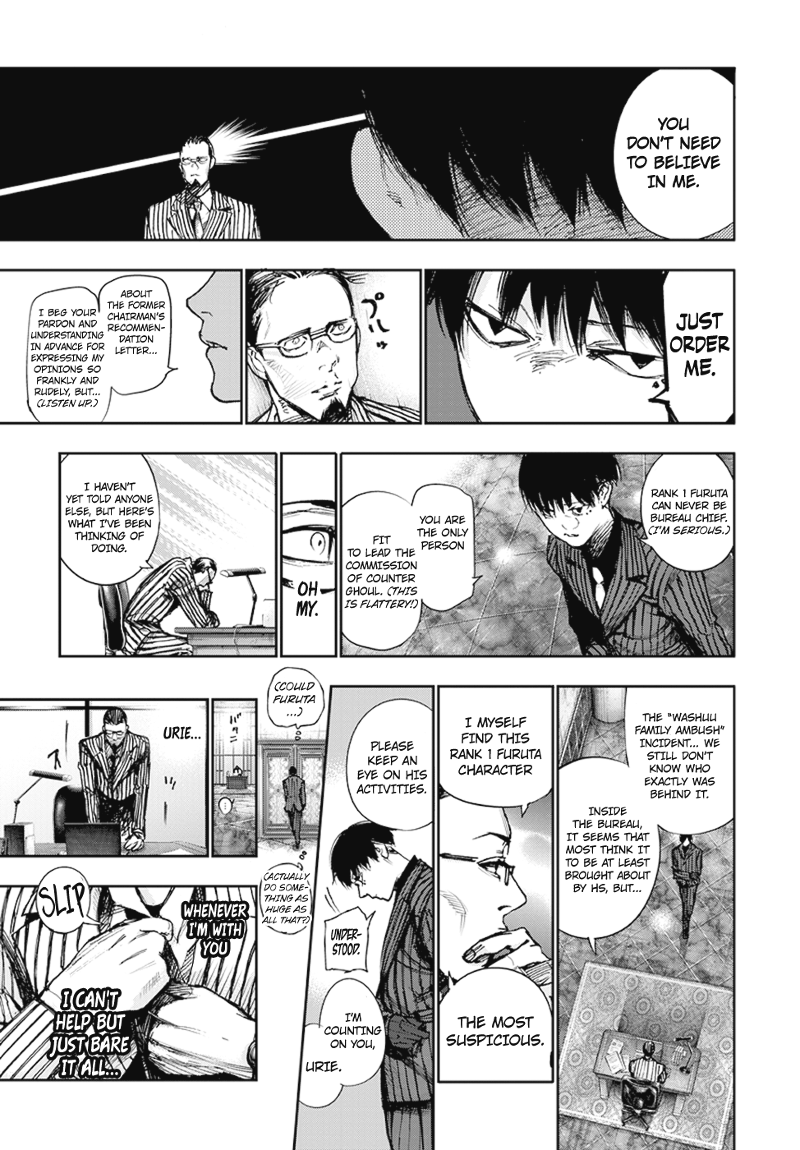 Tokyo Ghoulre Chapter 100  Online Free Manga Read Image 13