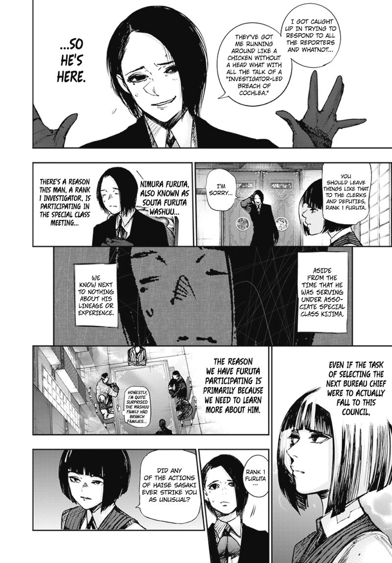 Tokyo Ghoulre Chapter 100  Online Free Manga Read Image 6