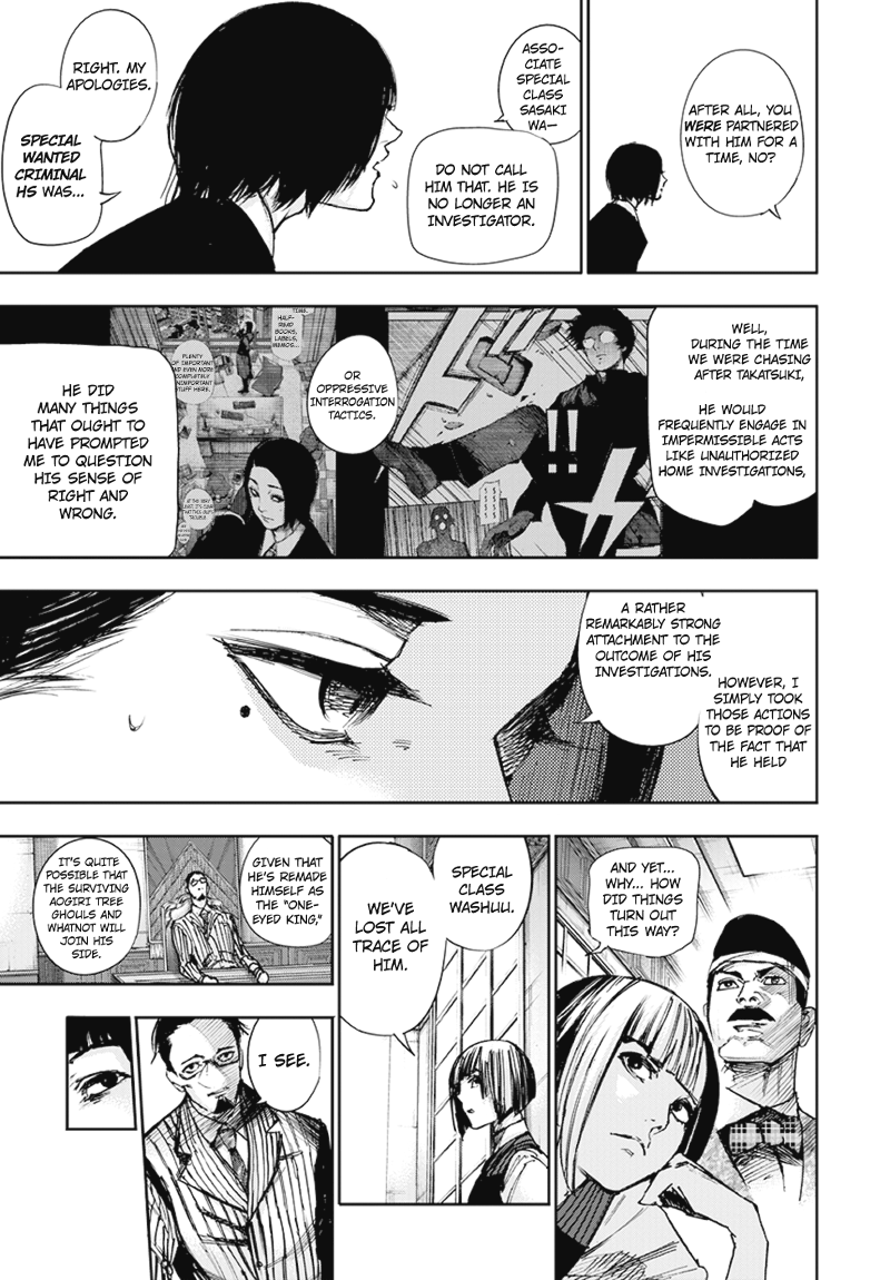 Tokyo Ghoulre Chapter 100  Online Free Manga Read Image 7