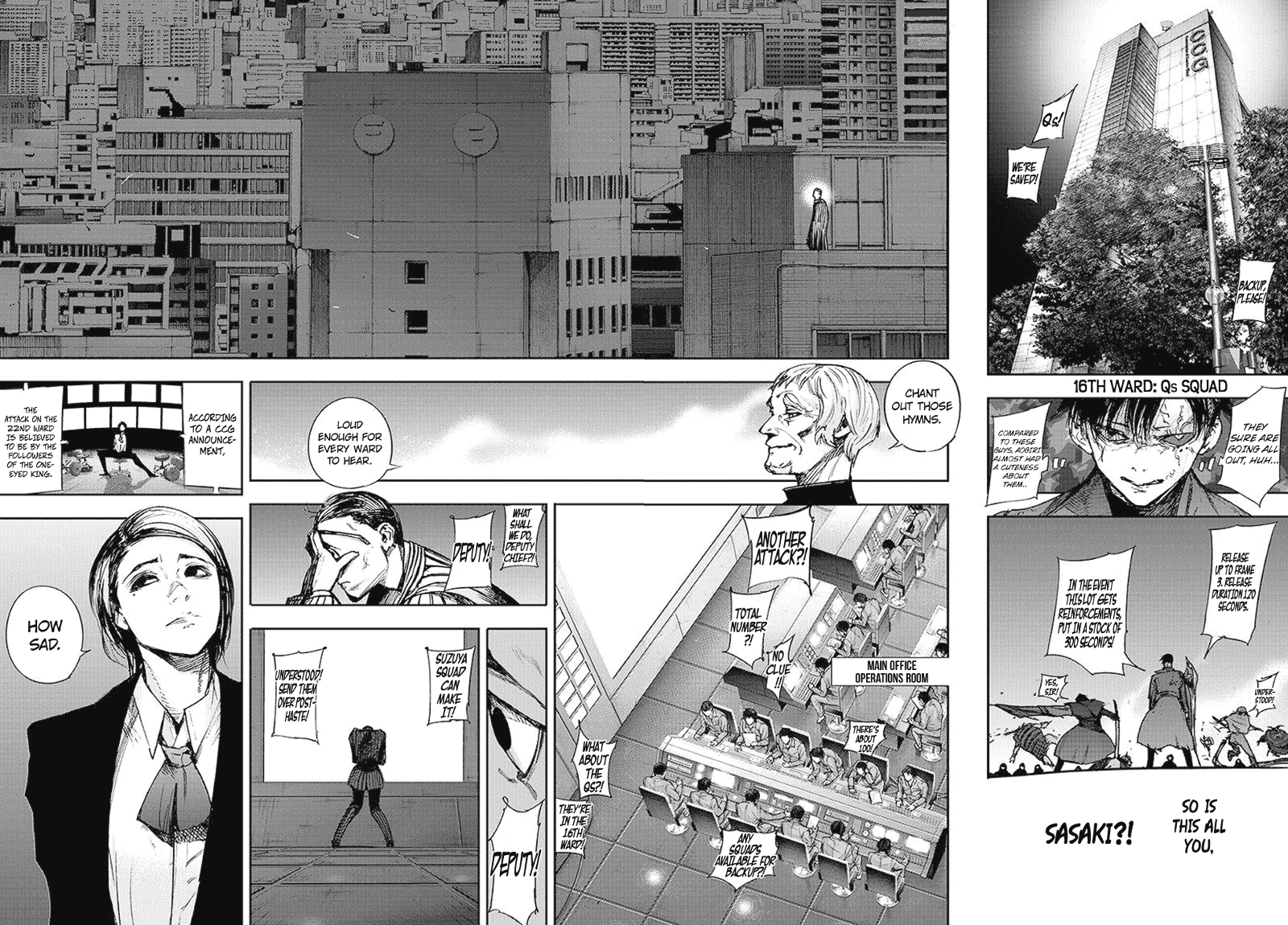 Tokyo Ghoulre Chapter 101  Online Free Manga Read Image 15