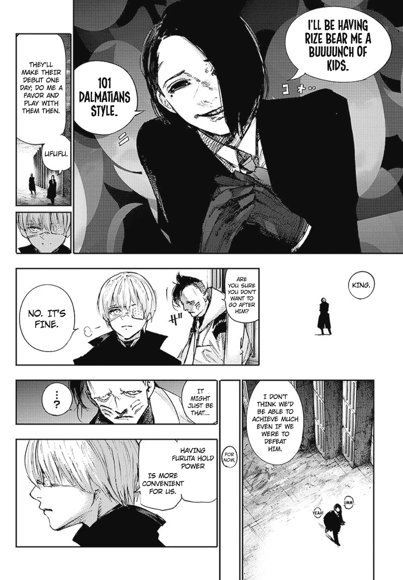 Tokyo Ghoulre Chapter 101  Online Free Manga Read Image 9