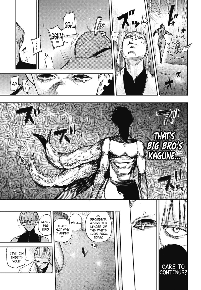 Tokyo Ghoulre Chapter 102  Online Free Manga Read Image 16