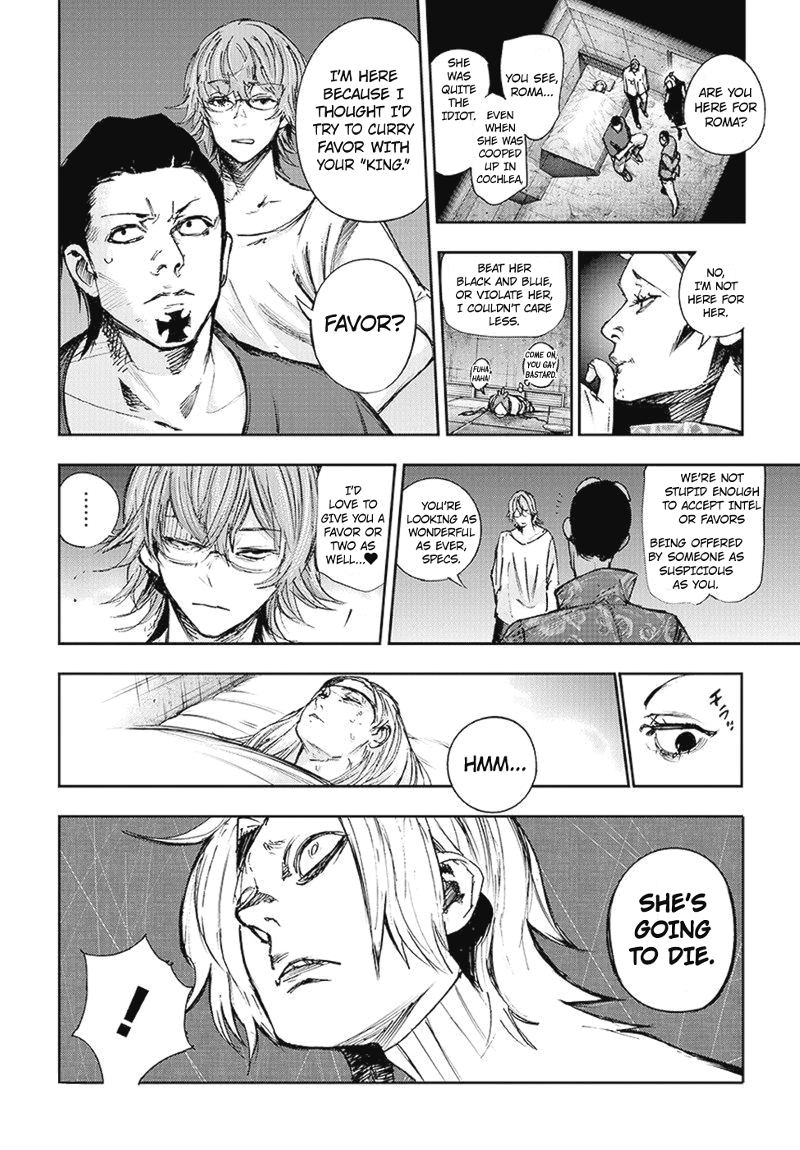 Tokyo Ghoulre Chapter 102  Online Free Manga Read Image 3