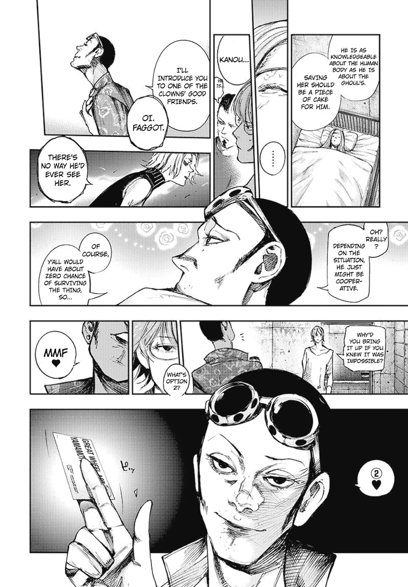 Tokyo Ghoulre Chapter 102  Online Free Manga Read Image 7