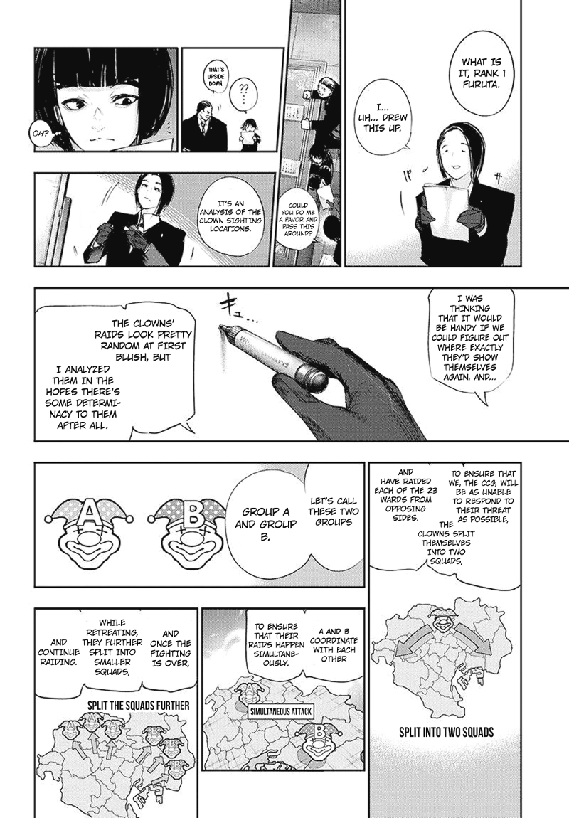 Tokyo Ghoulre Chapter 103  Online Free Manga Read Image 11