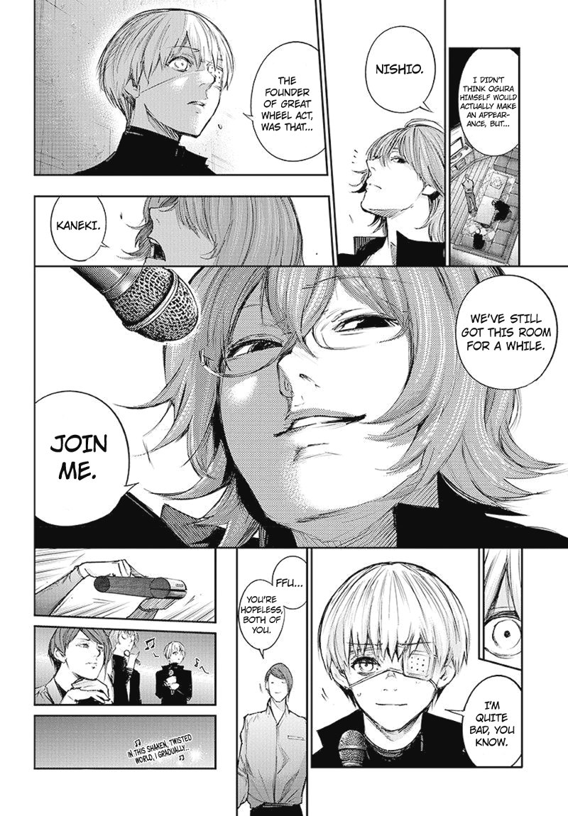 Tokyo Ghoulre Chapter 103  Online Free Manga Read Image 9