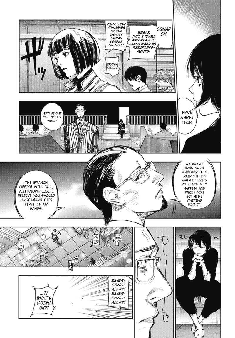 Tokyo Ghoulre Chapter 105  Online Free Manga Read Image 12