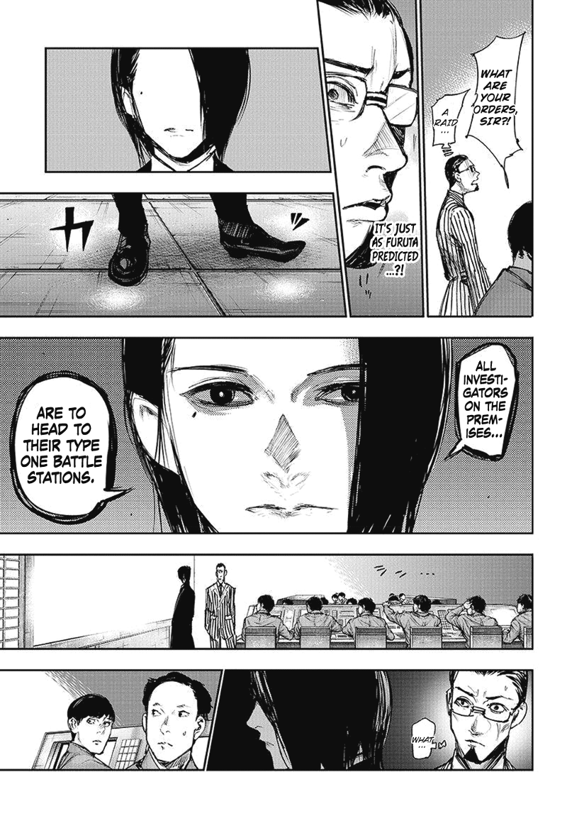 Tokyo Ghoulre Chapter 105  Online Free Manga Read Image 14