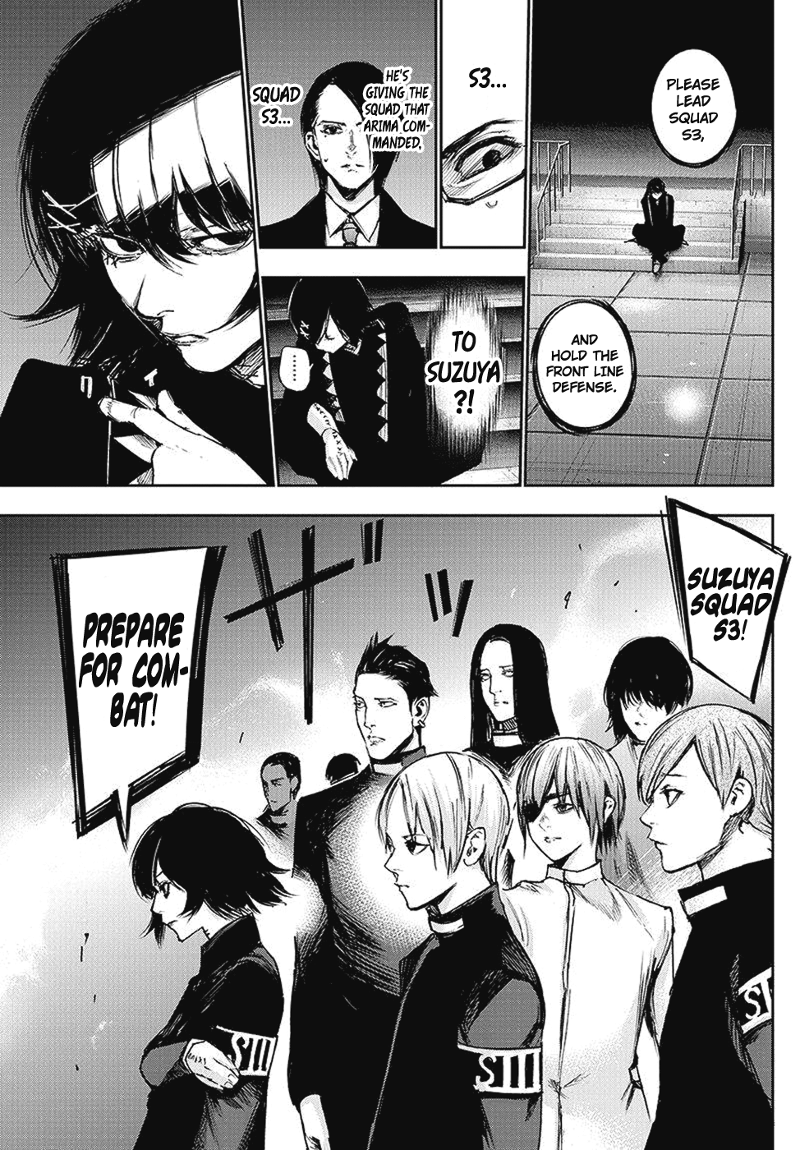 Tokyo Ghoulre Chapter 105  Online Free Manga Read Image 16
