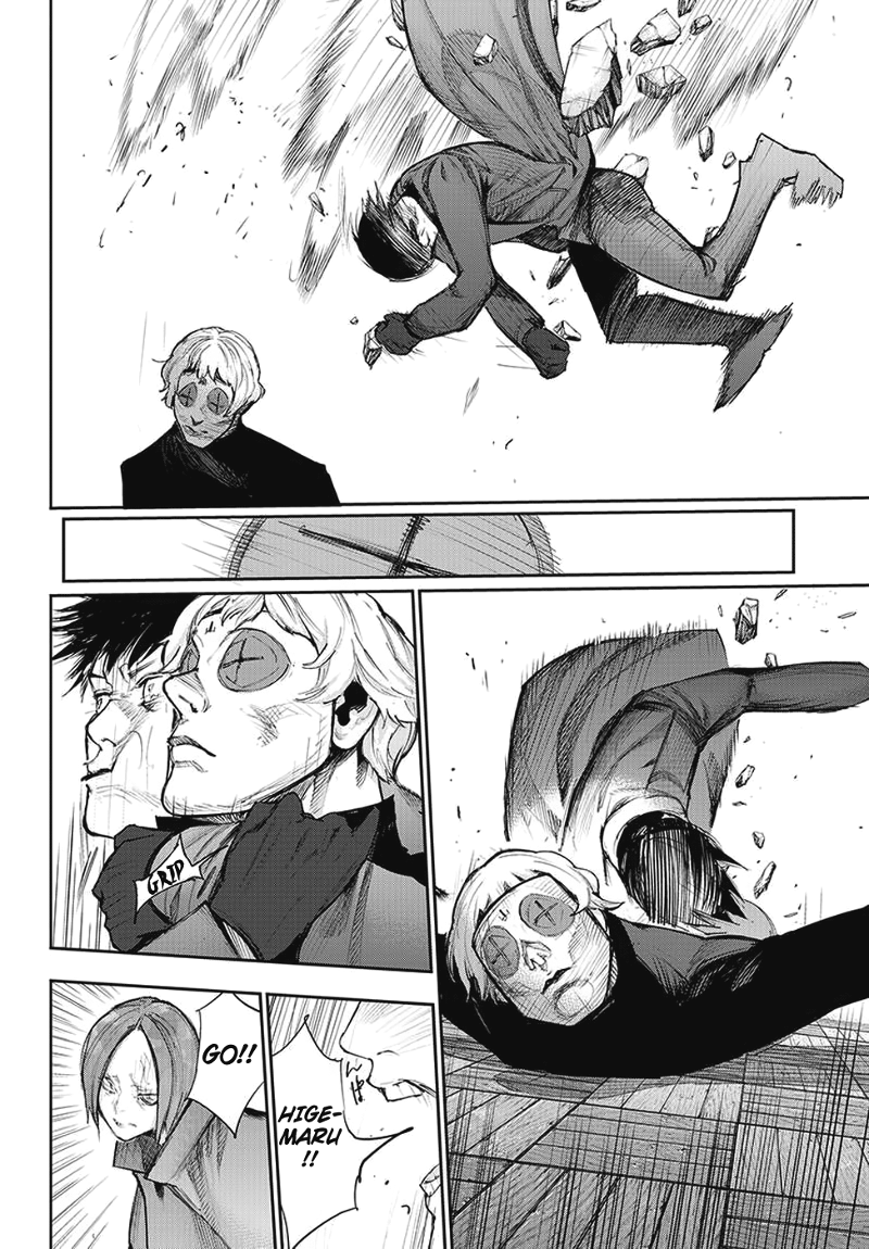 Tokyo Ghoulre Chapter 108  Online Free Manga Read Image 16