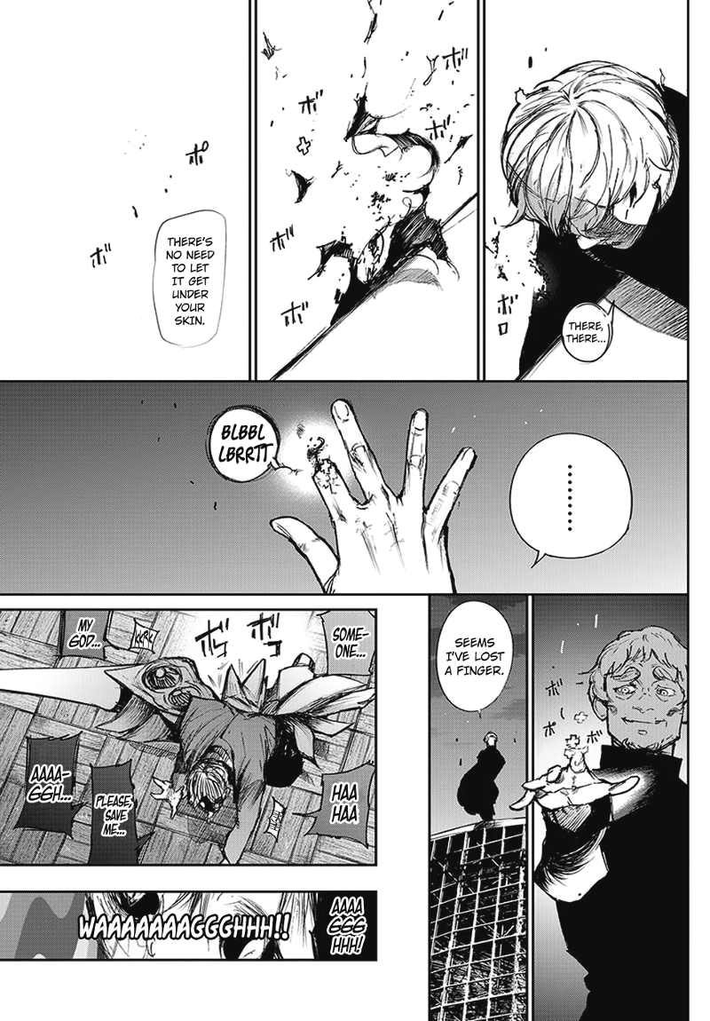 Tokyo Ghoulre Chapter 110  Online Free Manga Read Image 14