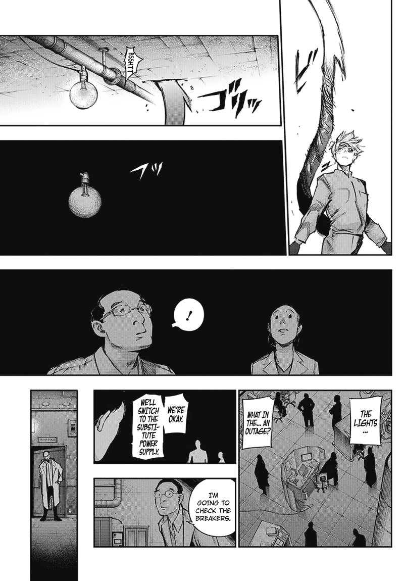 Tokyo Ghoulre Chapter 110  Online Free Manga Read Image 16