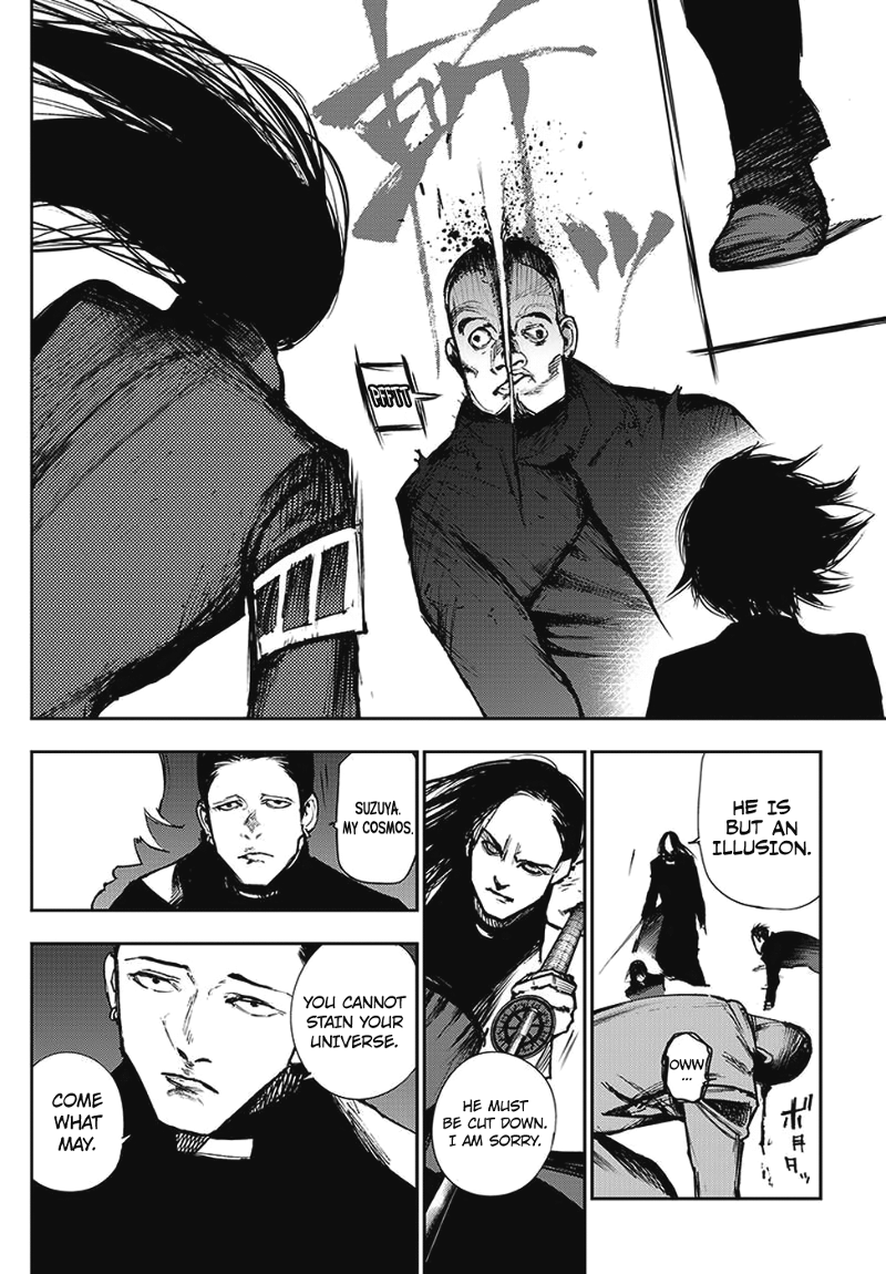 Tokyo Ghoulre Chapter 110  Online Free Manga Read Image 7
