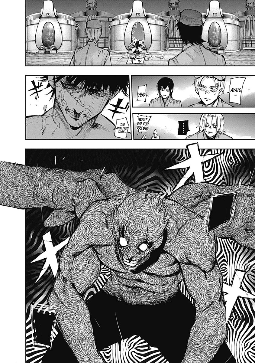 Tokyo Ghoulre Chapter 111  Online Free Manga Read Image 11