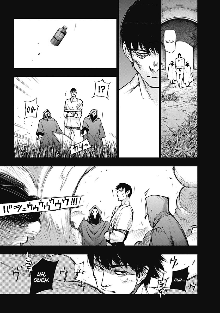 Tokyo Ghoulre Chapter 111  Online Free Manga Read Image 8
