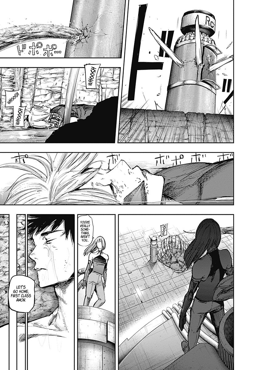 Tokyo Ghoulre Chapter 115  Online Free Manga Read Image 17
