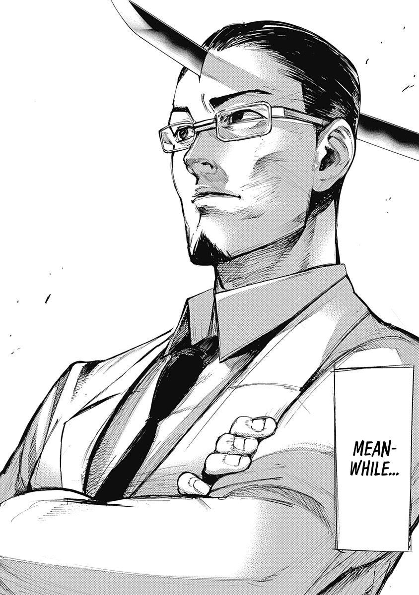 Tokyo Ghoulre Chapter 115  Online Free Manga Read Image 18