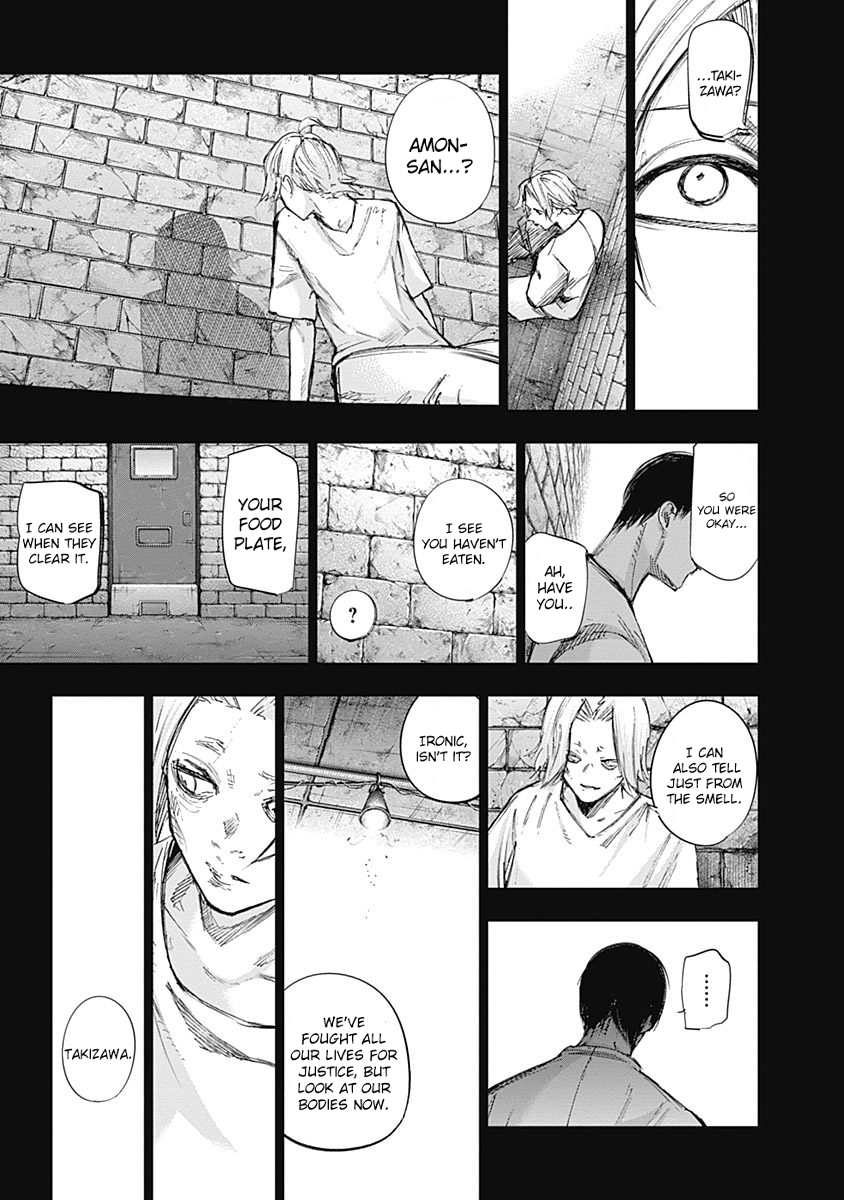 Tokyo Ghoulre Chapter 115  Online Free Manga Read Image 8