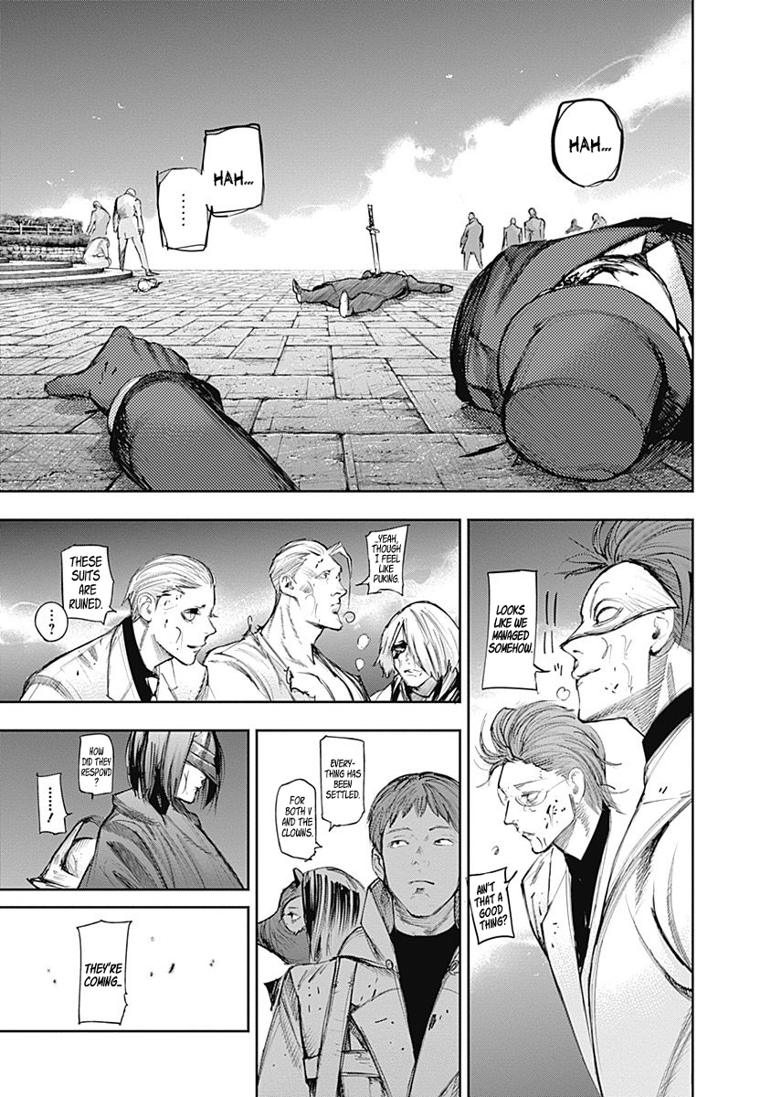 Tokyo Ghoulre Chapter 116  Online Free Manga Read Image 11