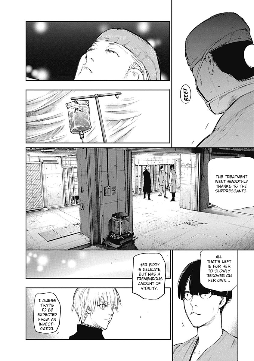 Tokyo Ghoulre Chapter 116  Online Free Manga Read Image 16