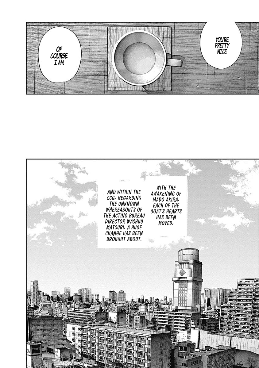 Tokyo Ghoulre Chapter 117  Online Free Manga Read Image 15