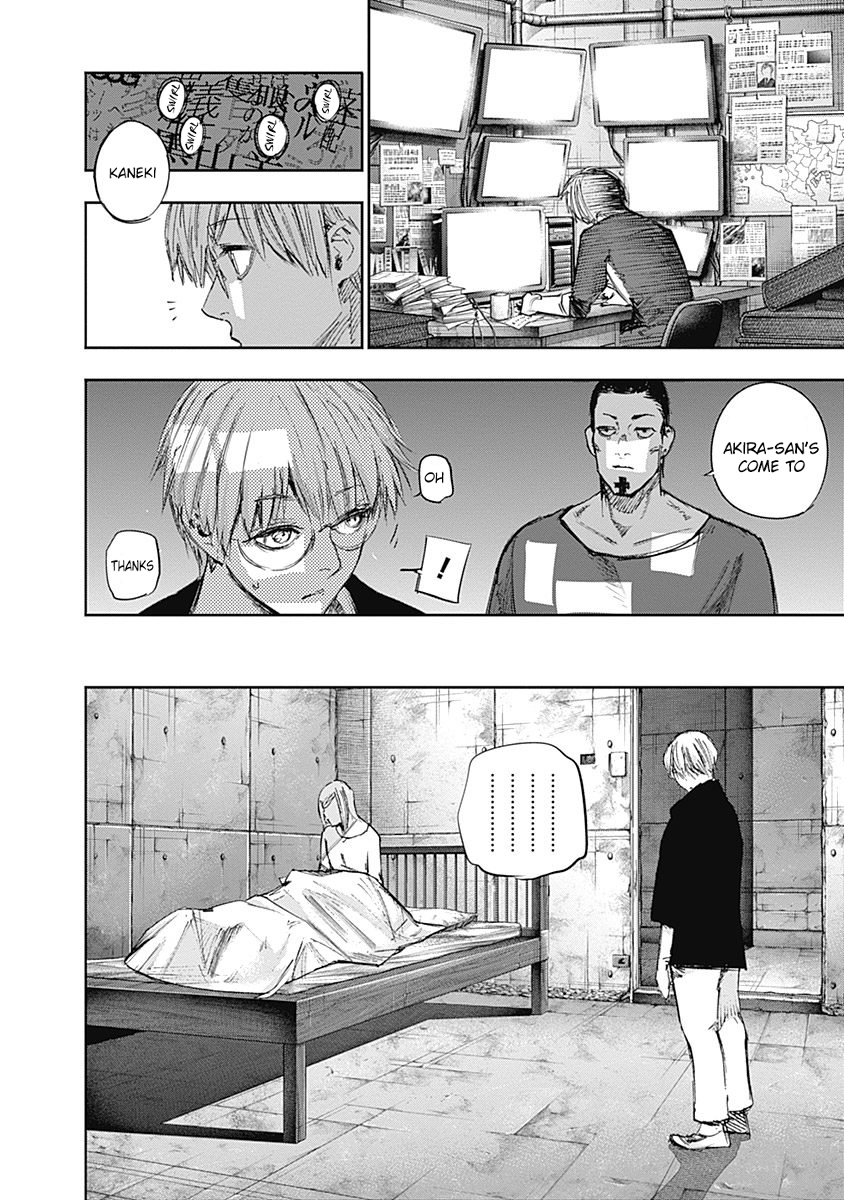 Tokyo Ghoulre Chapter 117  Online Free Manga Read Image 3