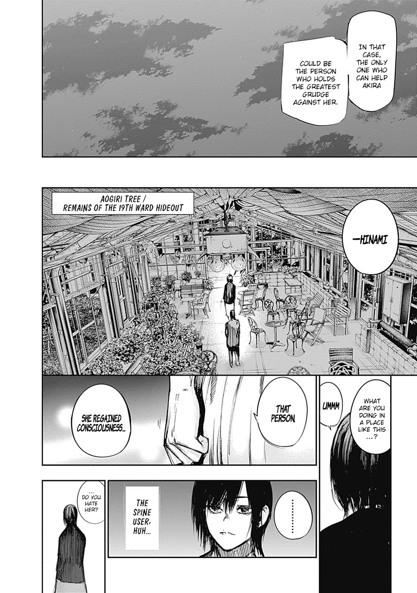 Tokyo Ghoulre Chapter 117  Online Free Manga Read Image 7