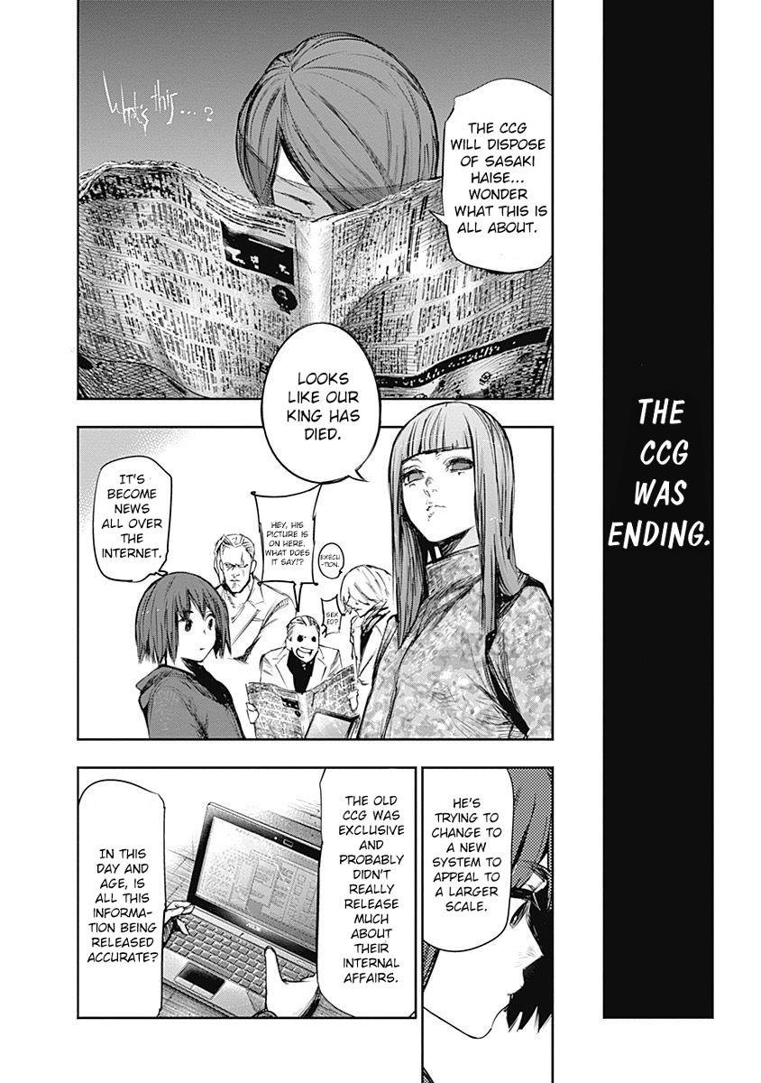 Tokyo Ghoulre Chapter 118  Online Free Manga Read Image 10