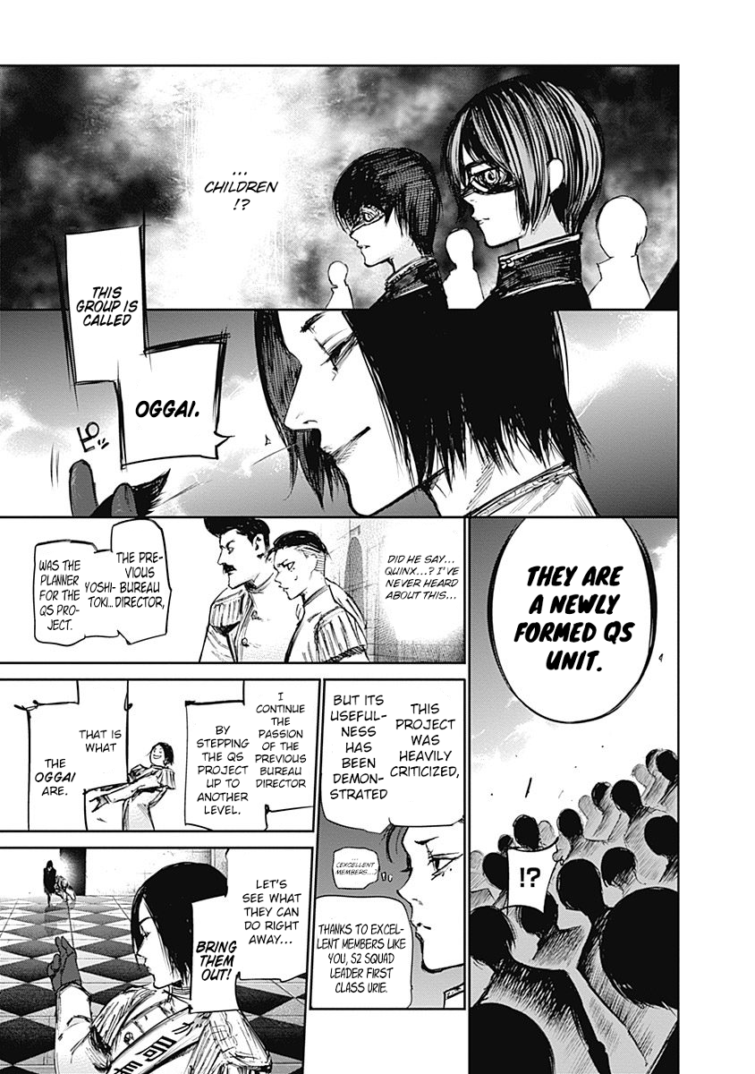 Tokyo Ghoulre Chapter 118  Online Free Manga Read Image 4
