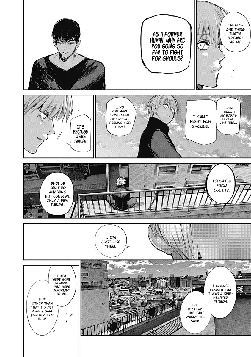 Tokyo Ghoulre Chapter 119  Online Free Manga Read Image 11