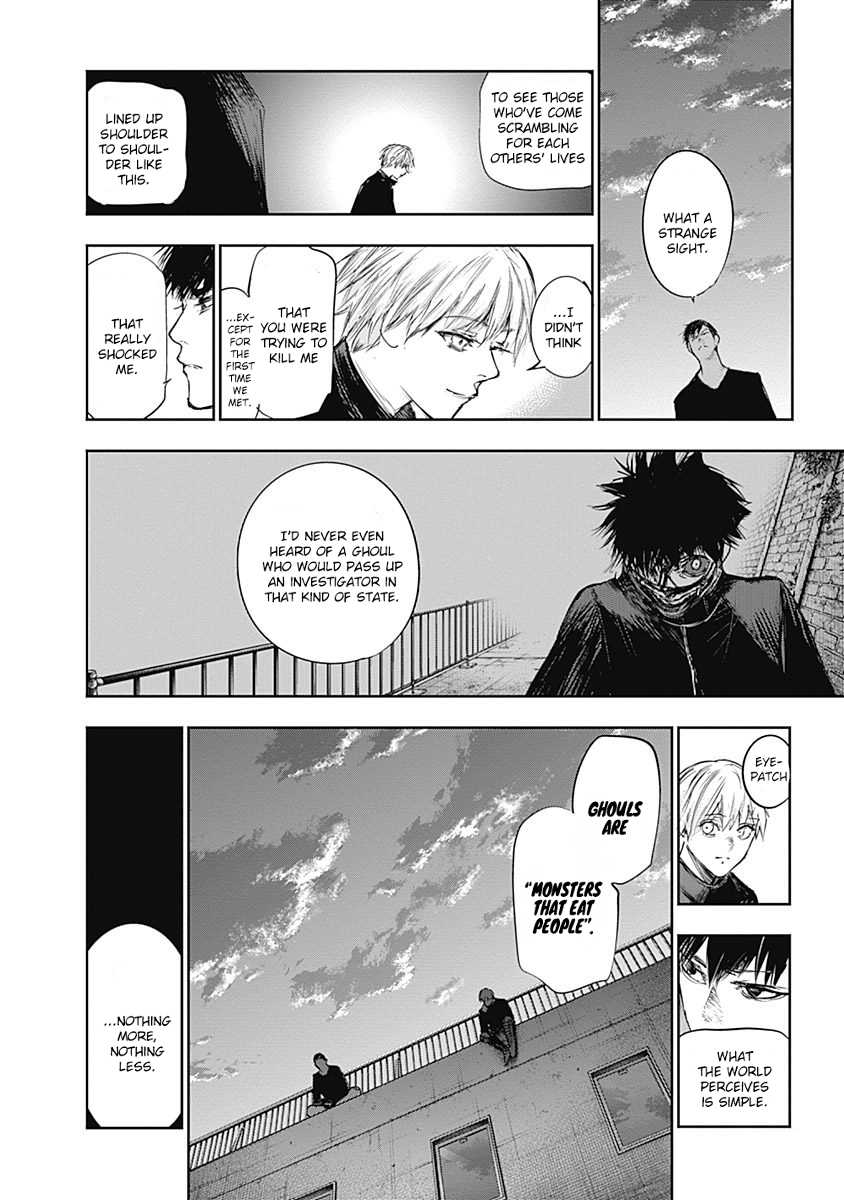 Tokyo Ghoulre Chapter 119  Online Free Manga Read Image 9