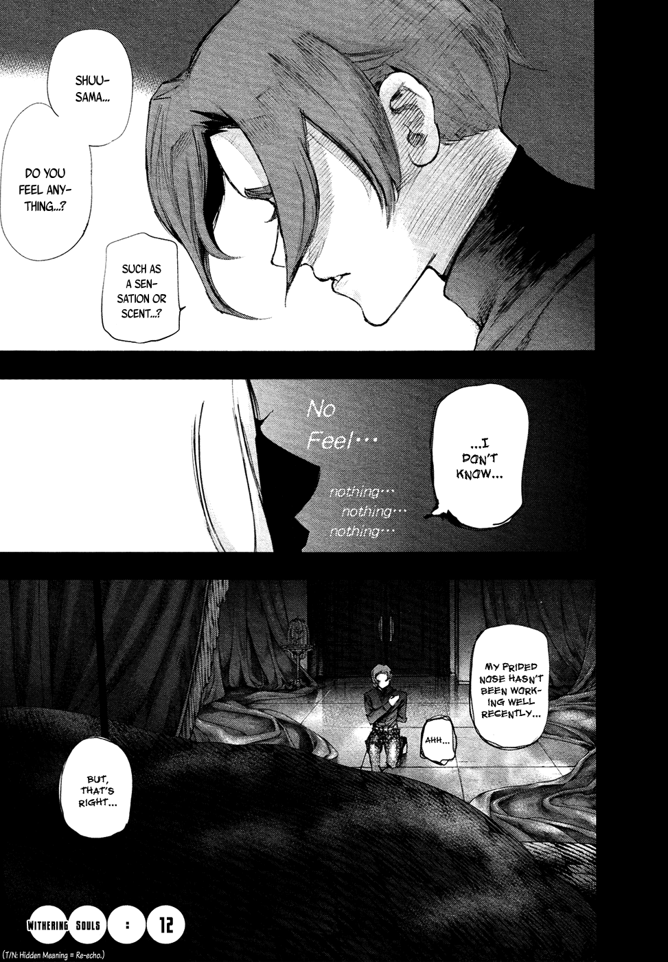 Tokyo Ghoulre Chapter 12  Online Free Manga Read Image 3