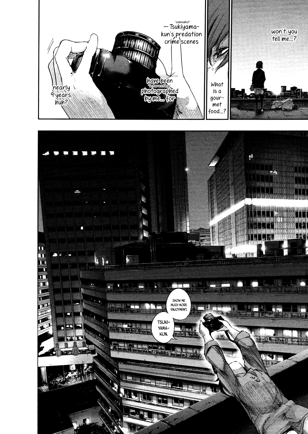 Tokyo Ghoulre Chapter 12  Online Free Manga Read Image 8
