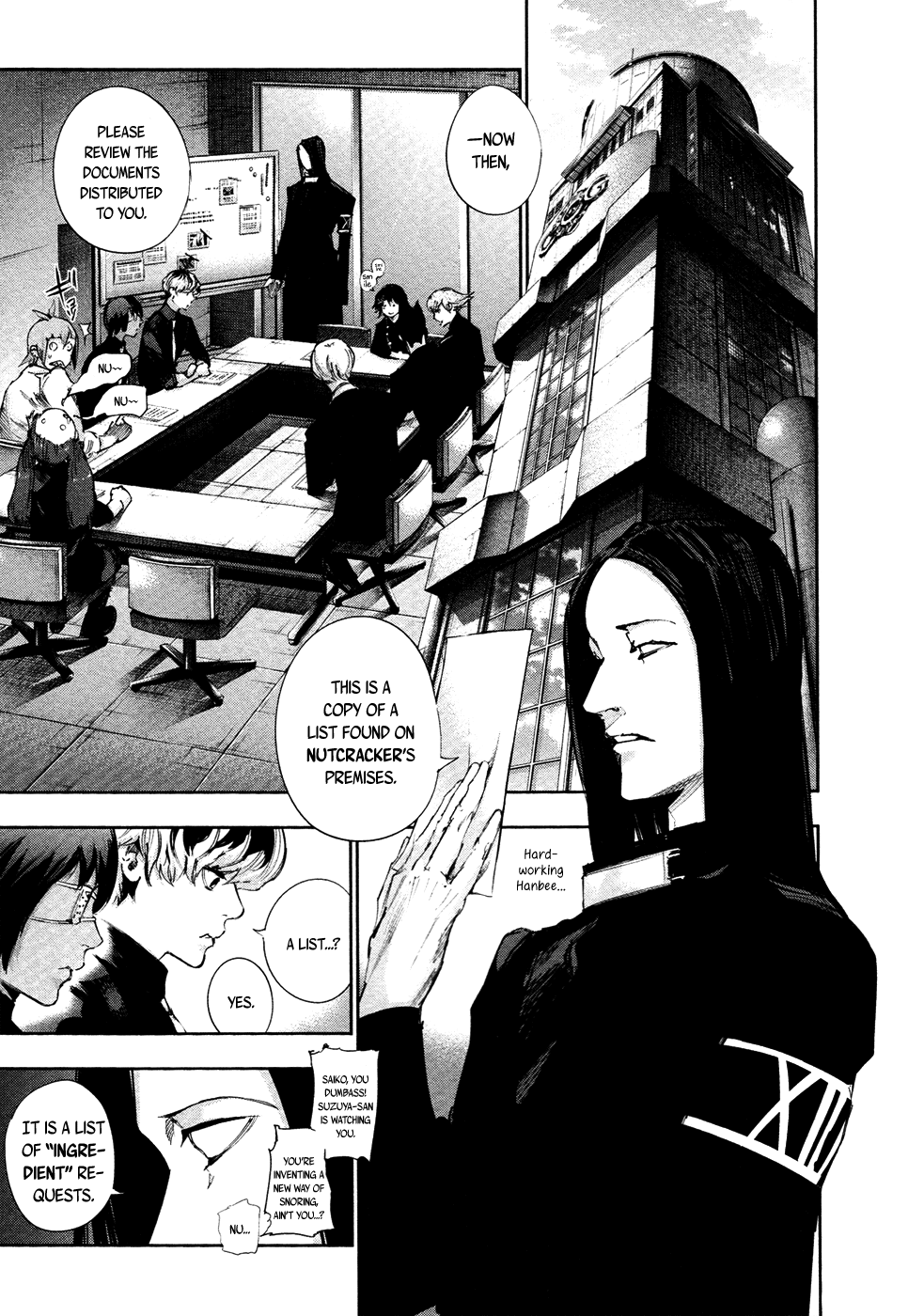 Tokyo Ghoulre Chapter 12  Online Free Manga Read Image 9