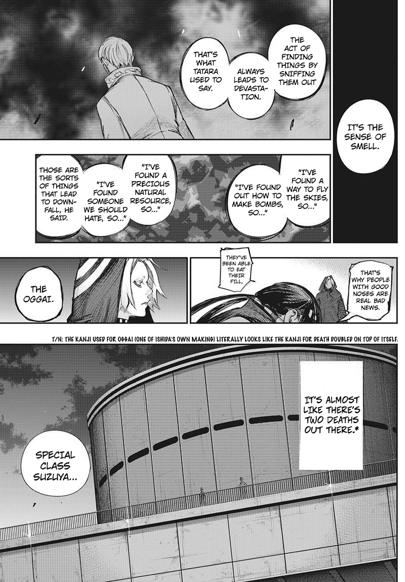 Tokyo Ghoulre Chapter 124  Online Free Manga Read Image 13