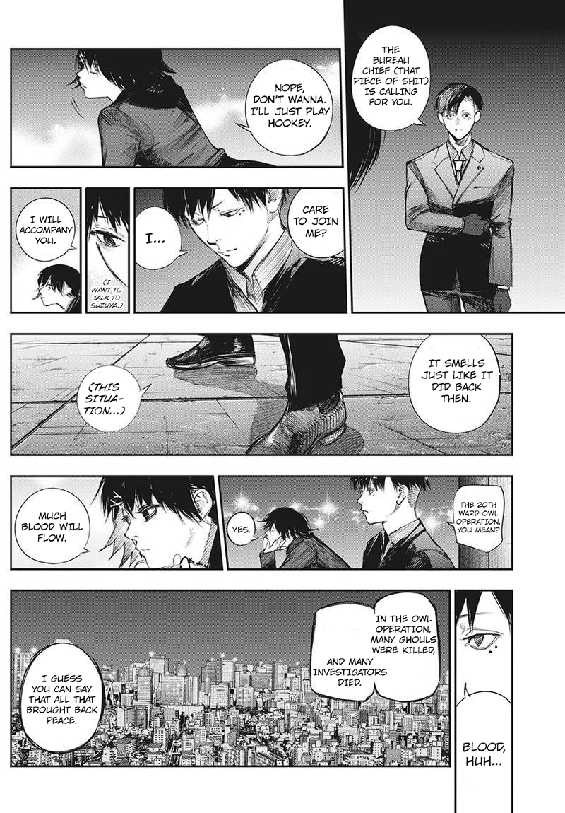 Tokyo Ghoulre Chapter 124  Online Free Manga Read Image 14