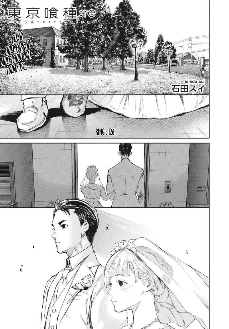 Tokyo Ghoulre Chapter 126  Online Free Manga Read Image 2