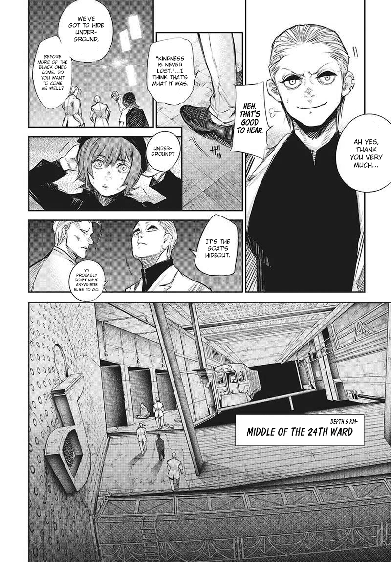 Tokyo Ghoulre Chapter 127  Online Free Manga Read Image 11