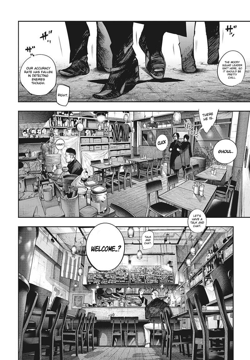 Tokyo Ghoulre Chapter 127  Online Free Manga Read Image 3