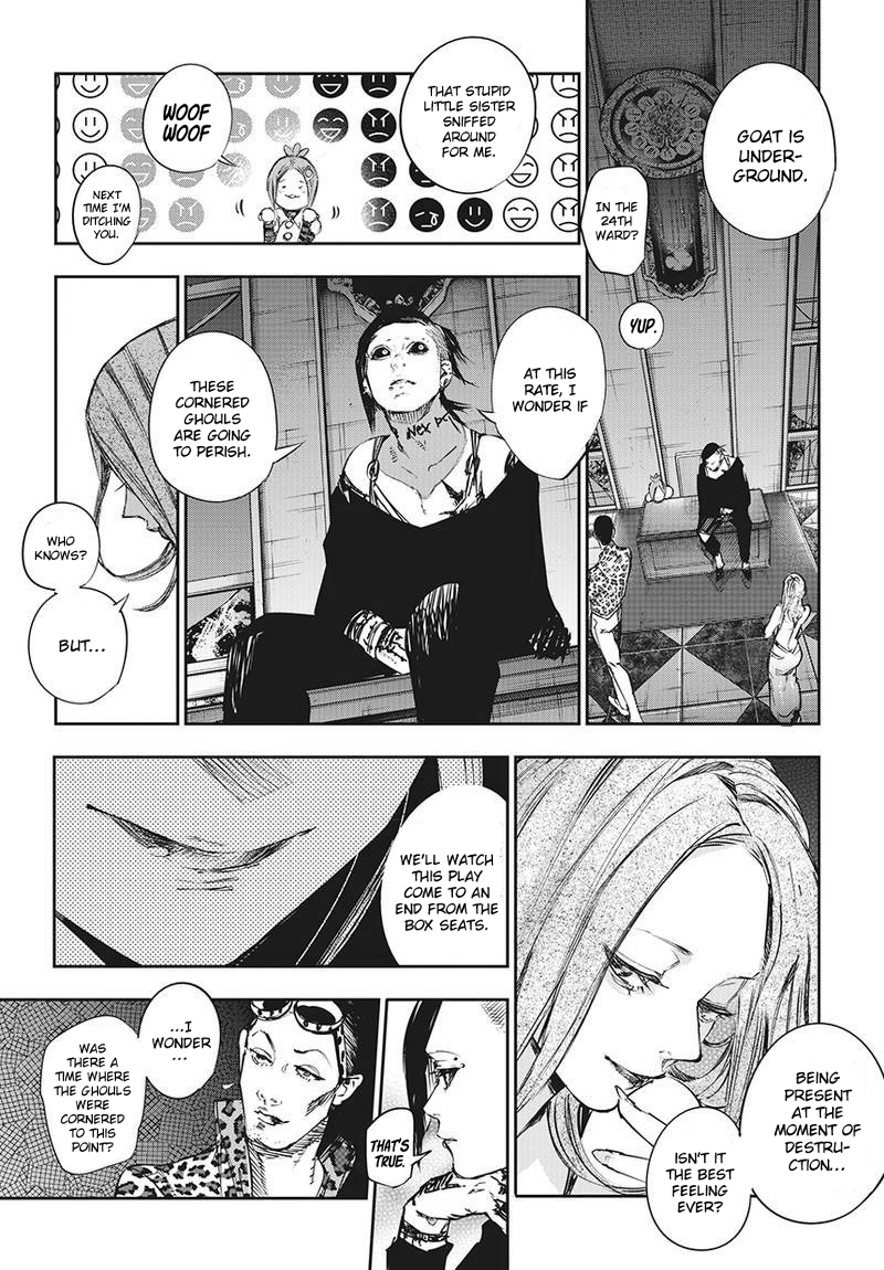 Tokyo Ghoulre Chapter 128  Online Free Manga Read Image 16