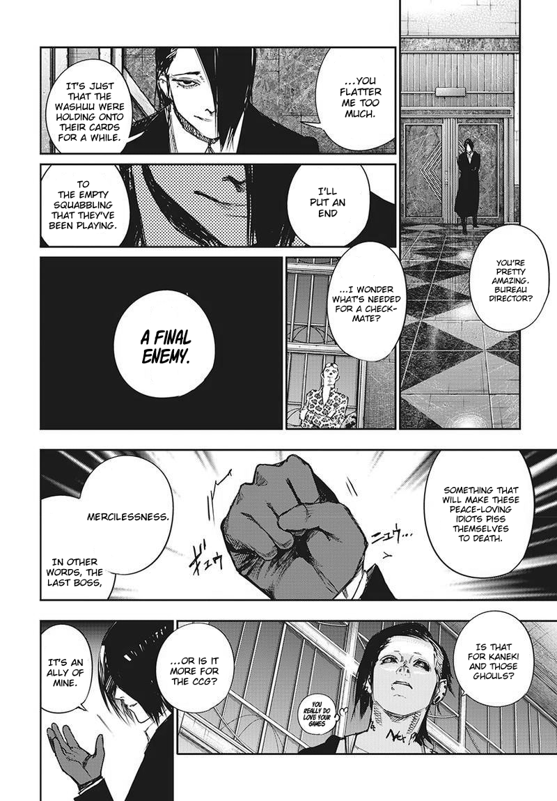 Tokyo Ghoulre Chapter 128  Online Free Manga Read Image 17