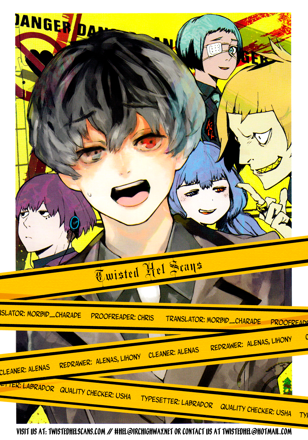 Tokyo Ghoulre Chapter 13  Online Free Manga Read Image 20