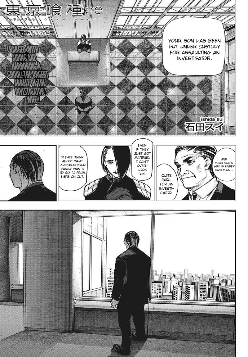 Tokyo Ghoulre Chapter 130  Online Free Manga Read Image 2